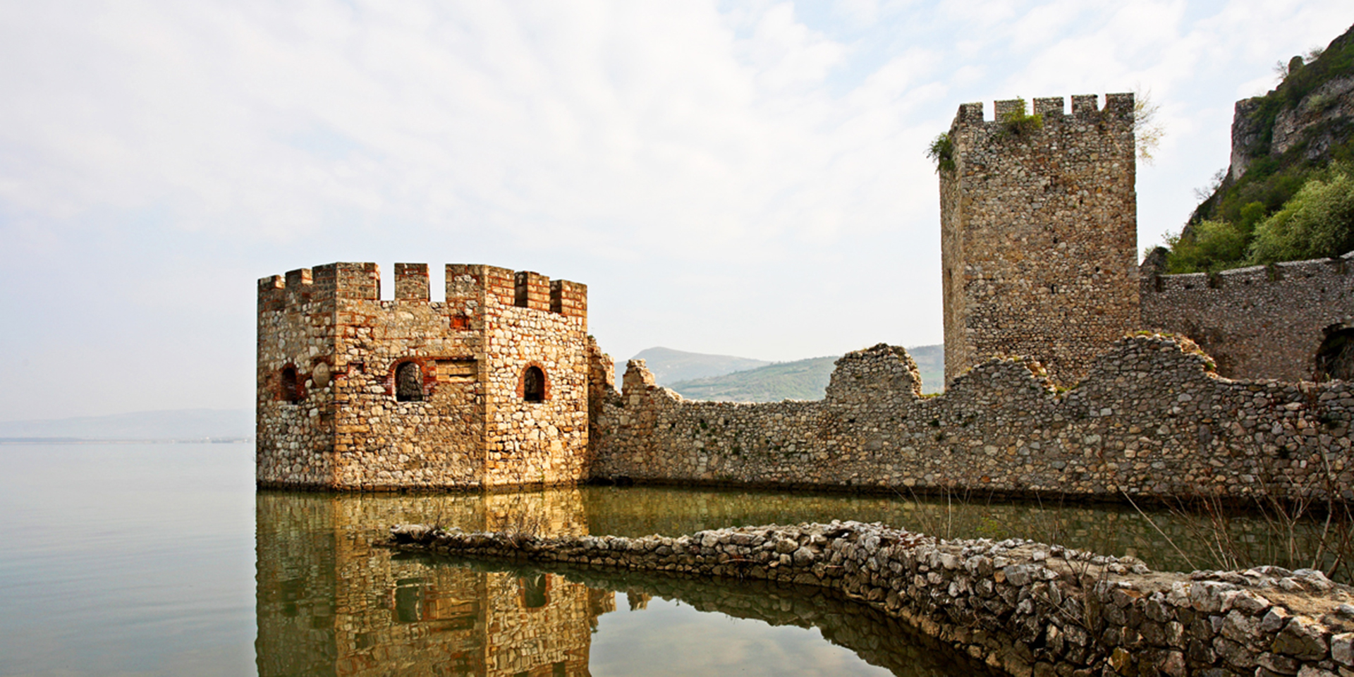 Golubac fortress, Dragan Bosnić